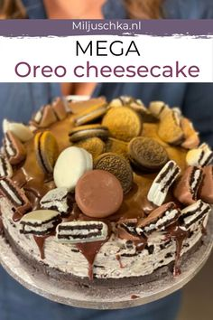 Oreo Cheesecake Recept, Cheesecakes, Sweet Recipes, Sweet Tooth, Sweets, Bread, Cookies, Breakfast, Desserts