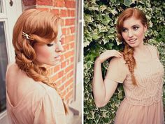 Have Your Hair in Braids  Take a leaf out of Millie Mackintosh's book and wear your wedding hair in braids. Braided hair is traditionally a symbol of power and luck so many Irish brides chose to wear this hairstyle on their wedding day.