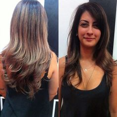 Cut & Styling by Babi Carvalho