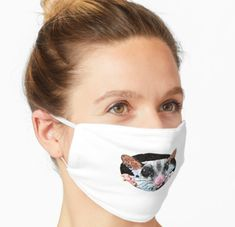 funny rat tee t-shirt 2020 Mask Funny Rats, Spandex Fabric, Snug Fit, Tees, Face, How To Wear, T Shirt, Stuff To Buy, Beauty