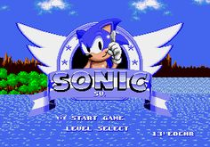 Sonic 1 Special Version