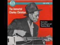 The great Charlie Christian