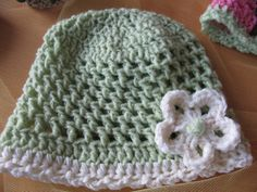 crochet hat for windy days