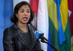 """Obama administration National Security Adviser Susan Rice admitted on security clearance forms that she smoked marijuana for """"recreational use"""" until 1990, according to a copy of forms published o Susan Rice, National Security Advisor, Obama Administration, Politics"""