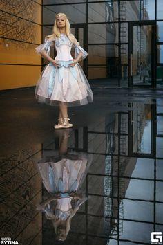 Odette (Barbie of Swan Lake) Costume by Anastasia Lion