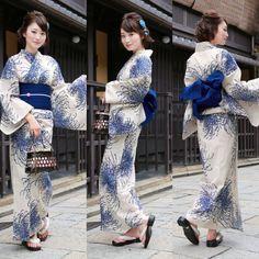 Traditional Fashion, Yukata, Asian, Note, My Style, Hair Styles, Closet, Dresses, Kimonos