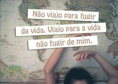 #Motivação #viagem #travel