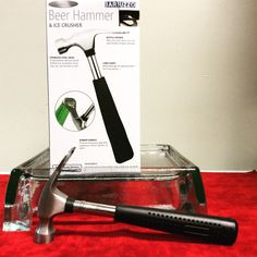 Do you have a #craftbeer lover n your #gift list? We have the most fun, unique gifts at Danette's Urban Oasis! Our new Beer Hammer is fun and useful! Get yours!