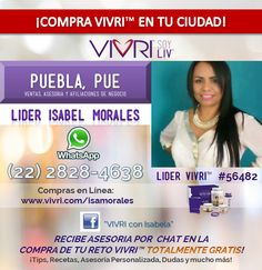 Puebla, Puebla! #Vivri #RetoVivri