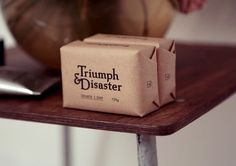 I use Triumph & Disaster Shearer's Soap early in the week and bright & early on a Saturday morning to kick off the w.e with a clean shave!! ;)