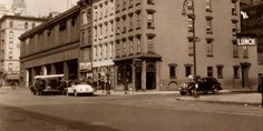 53st and Ninth Avenue - 1930's