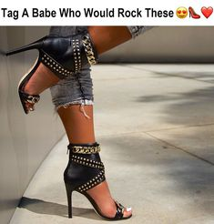 AlexandraG shoes are a brilliant genuine mix of daring textures and colors. Her luxurious high heels are must-haves for famous celebrities like Kylie Jenner Discount Designer Shoes, London Shoes, Hot High Heels, Lingerie, Fashion Heels, Dress And Heels, Shoe Collection, New Shoes, Stiletto Heels
