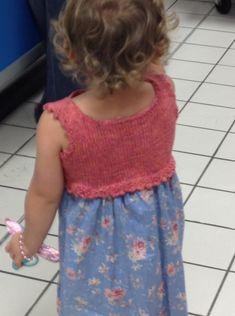 foto(214) Little Girl Dresses, Little Girls, Girls Dresses, Summer Dresses, Crochet Fabric, Baby Knitting Patterns, Tulle, Black, Tops