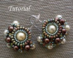 Tutorial Chiquita Earrings