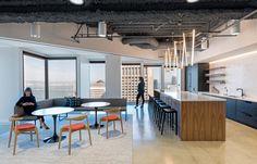 Studio O + A kombiniert traditionelle und zeitgenössische Elemente für San Francisco Finance Office