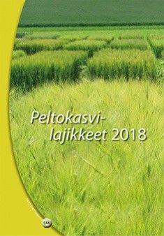 Kuvaus: Peltokasvilajikkeet 2018 -kirja auttaa valitsemaan tilan olosuhteisiin viljelyvarmimmat ja laatuominaisuuksiltaan eri käyttötarkoituksiin sopivimmat lajikkeet. Kirjaan on koottu maassamme viljeltävien viljojen, palko-, öljy- ja nurmikasvien, kuminan, perunan ja sokerijuurikkaan lajikkeiden ominaisuudet, sadon määrät ja laadut sekä keskeiset viljelytekniset erityispiirteet. Kirja perustuu pääosin vuosien 2010-2017 virallisten lajikekokeiden tuloksiin. L