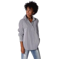 POPLIN OVERSIZED SHIRT https://porschstores.com/products/poplin-oversized-shirt-in-black-and-white-fine-stripe