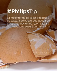 ¿Conocías este tip? Peanut Butter, Tips, Food, Eggs, Essen, Meals, Yemek, Eten, Nut Butter