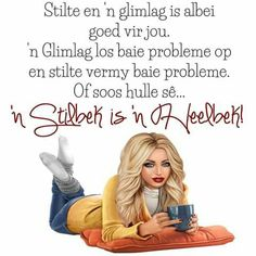 Afrikaanse Quotes, Well Said Quotes, Positive Thoughts, Truths, Tart, Journaling, Wings, Africa, Positivity