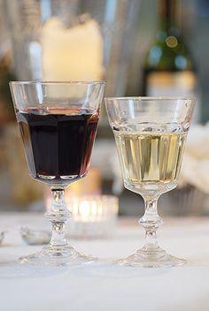 french wine glasses - I like!