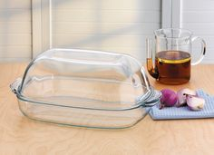Simax Super Dome Roaster, and Gravy Separator