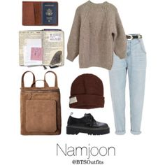 Traveling the World with Namjoon