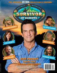 Get Insider Answers in the Survivor 30th Season Extravaganza: What you'll learn in the CBS Watch! Magazine Special Edition - Survivor - CBS.com