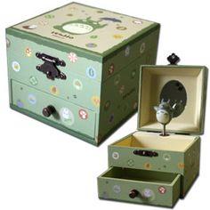 Totoro Wooden Music Box ($20-50) - Svpply