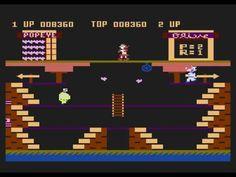 Atari XL/XE - Popeye [Parker Bros] 1983
