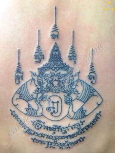 Thai yant