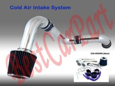 03 04 05 06 07 Dodge RAM 1500 5.7l V8 Cold Air Intake (Include Air Filter) Blue #Cai-dg007 Blue by HIGH PERFORMANCE PARTS. $74.00. T-306 Aluminum Chrome Finished / Silver Finished Intake pipe as shown in the picture  High quality built Washable and Reusable Air Filter as shown in the picture  All necessary mounting hardwares, vacuum hoses and reducers will be included like shown in the picture  MAF sensor adapter (This will be included only if your car needs one for installation,...