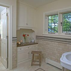 Craftsman Tile Design Ideas, Pictures, Remodel and Decor