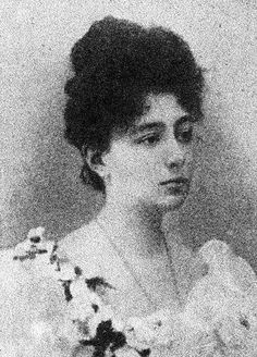 Eugenia Laetitia Bonaparte (1872-1949), was the daughter of Zenaide and Napoleon-Charles Bonaparte; and the great granddaughter of Laetizia Ramolini Bonapart, Napoleon's mother. Her grandfathers were Napoleon's brothers Joseph and Lucien. She married Napoleon Leon Ney, Prince of Moscowa, son of Napoleon's Marshal Ney and divorced him 5 years later. She had no children.