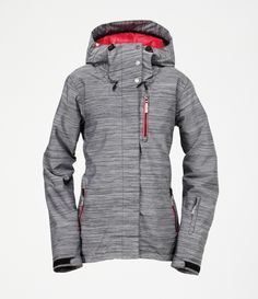 Warm jackets protect you from the cold temperatures during the winter.