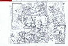 rough pencil joe mad   11 x 17 sheet of bristol board $ 2500 00 back to artwork list