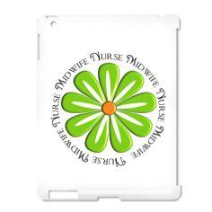 Nurse Midwife iPad II case http://www.cafepress.com/+nurse_midwife_10_ipad2_case,1297712549