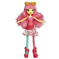 My Little Pony Equestria Girls Rainbow Rocks Lyra Heart Strings Doll