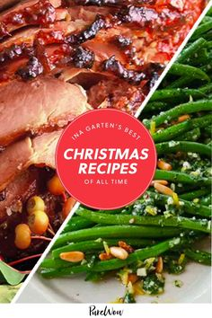 Let the Barefoot Contessa make your Christmas dinner dreams come true with 19 of our favorite Ina Garten recipes, from easy appetizers to mouthwatering desserts. #Christmas #recipes #InaGarten