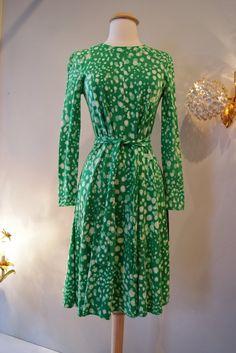Vintage Dress // 70s Diane Von Furstenberg