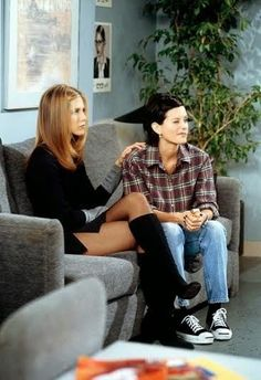 The Life of a Fashion Student: Rachel Green's Fashion