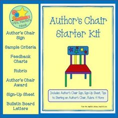 Author's Chair