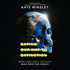 """Richard Branson on Instagram: """"@eating2extinction is a brilliant and very timely cinematic feature documentary that my nephew has been working on for the last four years.…"""" True Cost, Green Queen, Animal Agriculture, Academy Award Winners, Message Of Hope, Richard Branson, Hard Truth, Hollywood Star, Kate Winslet"""