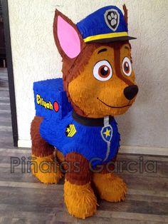 Piñata Paw Patrol, Chase!