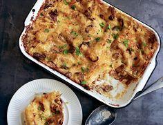 NYT Cooking: Home/Made Mushroom Lasagna
