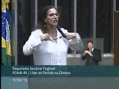 Jandira Feghali detona proteção da mídia a FHC