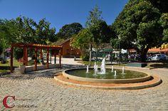 Chafariz Estação Nogueira Itaipava - Petrópolis - RJ - Brasil