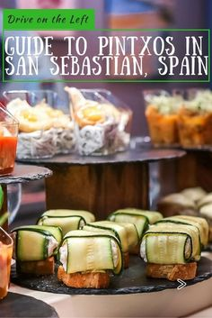 Our Guide to Eating Pintxos in San Sebastian, Spain – Drive on the Left