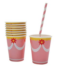 Look what I found on #zulily! Sweet Soiree Paper Cup - Set of 16 by Party Partners #zulilyfinds