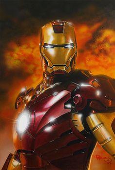 Iron Man - Lawrence Reynolds