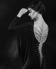 #Repost @tgdavidtg ・・・ Nika Danielska Design makes her TG debut presenting her sculptural fashion show at @torturegardenofficial Halloween Ball 1 on 29th Oct at The Coronet. photo: Kate Strucka. #torturegarden #tg #halloweenball #halloweenparty #fashioncouture #couture #sculpturalfashion #gothicfashion #fetishfashion #nikadanielska #fetish #fetishparty